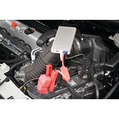 POWERALL PBJS9000SP 350-Amp Slim Plus Jump Starterwith 9;000mAh Power Bank & LED Flashlight