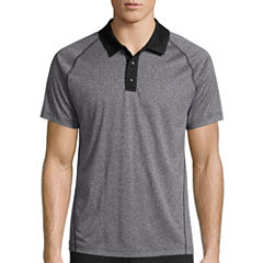 MSX by Michael Strahan Short-Sleeve Polo
