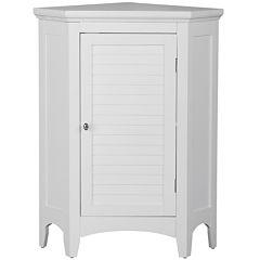 Davenport Corner Bathroom Floor Cabinet