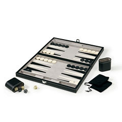 Mainstreet Classics Classic 15Inch Backgammon Set
