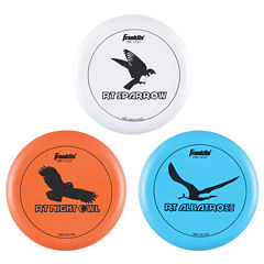 Franklin Sports 3-pk. Disc Golf Discs