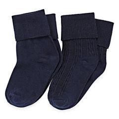 2-pc. Turncuff Socks
