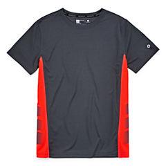 Xersion Short Sleeve Crew Neck T-Shirt-Big Kid Boys