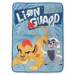 Disney Lion Guard All-For-One Silk Touch Throw