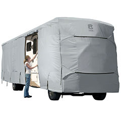 Classic Accessories 80-184-201001-00 PermaPro Extra Tall Class A RV Cover, XT Model 7