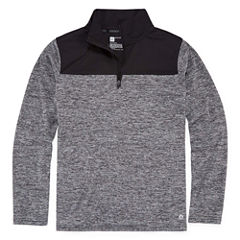 Xersion Quarter-Zip Pullover - Big Kid Boys
