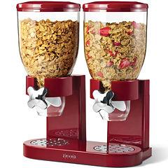 Zevro® Original Indispensable Double Cereal Dispenser