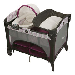Graco® Pack 'n Play® Playard w/ Newborn Napper® Station DLX - Nyssa