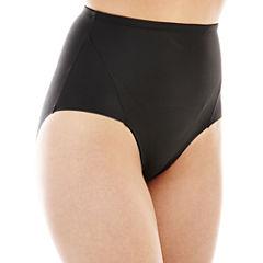 Naomi And Nicole Waistline Comfort Leg Wonderful Edge® Firm Control Control Briefs - 7044
