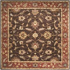 Decor 140 Darius Hand Tufted Square Rugs