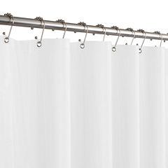 Maytex 5-Gauge PVC Shower Curtain Liner