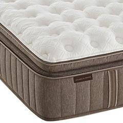 Stearns & Foster® Ella Grace Luxury Cushion Euro Pillow-Top Firm - Mattress Only