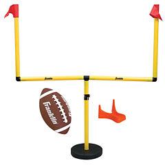 Franklin Sports Go Pro® Youth Football Goal Post Set