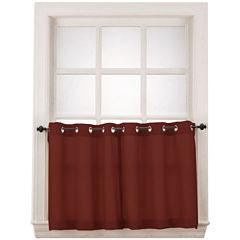 Montego Grommet-Top Window Tiers