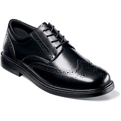 Nunn Bush® Eagan Mens Wingtip Oxfords