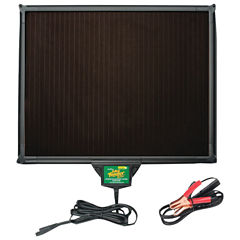 Battery Tender 021-1163 5-Watt Solar Panel Frame &Controller