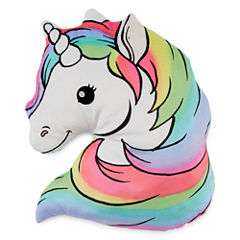 Total Girl Unicorn Pillow