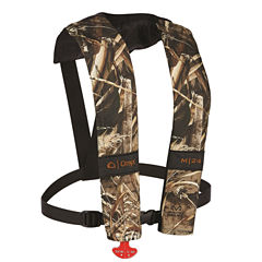Onyx Outdoor M-24 Manual Inflate Life Jacket-Realtree Max-5