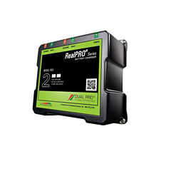 Dual Pro Recreat Series Dual Output Charger 2-6 AMP Bank RS2