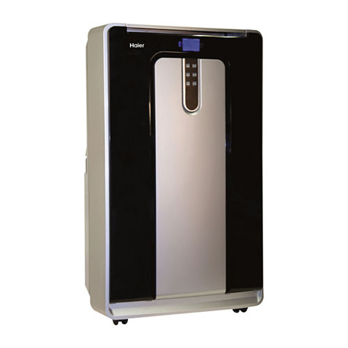 Haier 14,000 BTU Portable Air Conditioner with Heat - Dual Hose