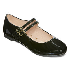 Christie & Jill Tulip Girls Double Strap Mary Jane Shoes - Little Kids