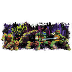 Teenage Mutant Ninja Turtles Giant Wall Decal