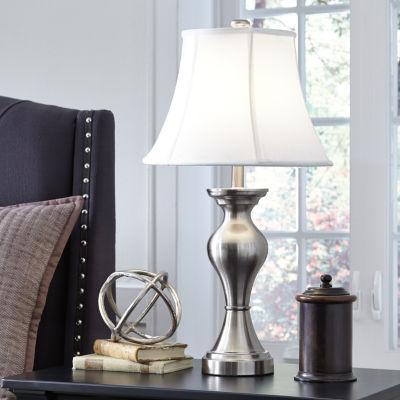 Superior Signature Design By Ashley® Set Of 2 Rishona Table Lamps
