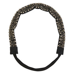 Mixit™ Fishnet Ribbon Simulated Pearl Headband