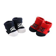 Carter's® 2-pk. Sneaker Booties - Baby Boys