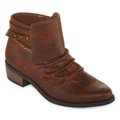 Arizona Bonelle Girls Cowboy Boots - Little Kids/Big Kids