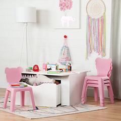 Crea Kids Table + Chairs