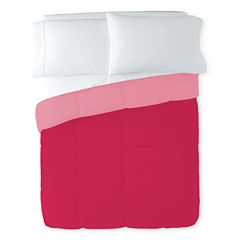 JCPenney Home™ Classic Light-Warmth Down-Alternative Reversible Comforter