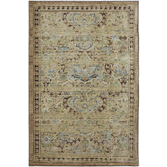 American Rug Craftsmen Edison Avenue Floral Distressed Rectangular Rug