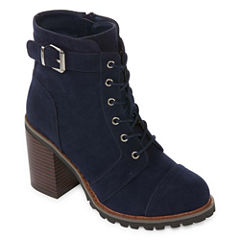 Diba London Womens Lace Up Boots