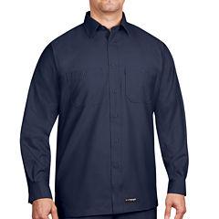 Wrangler Workwear™ Long-Sleeve Work Shirt