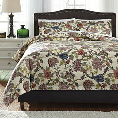 Signature Design By Ashley® Dameka 3-pc. Duvet Cover Set