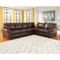 Signature Design by Ashley® Banner 3-pc. Sectional