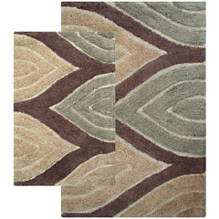 Chesapeake Merchandising Davenport 2-pc. Bath Rug Set