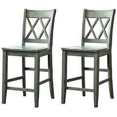 Signature Design by Ashley® Madison Set of 2 Barstools