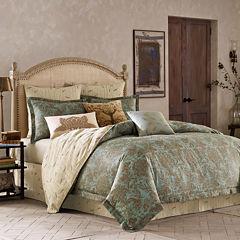 BiniChic Foscari 4-pc. Reversible Comforter Set & Accessories