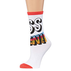 Arizona Crew Socks - Womens