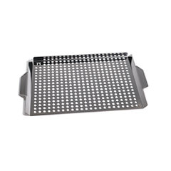 Outset BBQ Large Grill Grid with Handles