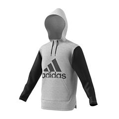 adidas Colorblock Fleece Hoodie