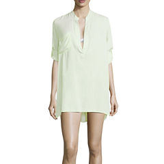 Suhani Rayon Swimsuit Cover-Up Dress
