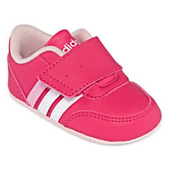 adidas V Jog Girls Running Shoes - Infant