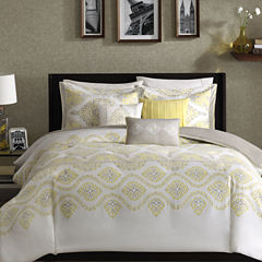 Madison Park Jalisco 6-pc. Duvet Cover Set