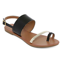 Arizona Tricia Womens Flat Sandals