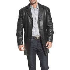 Carter Leather Car Coat Big