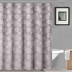 Duck River Valkiria Linen/Poly Shower Curtain