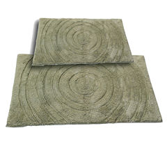 Castle Hill London Echo 2-pc. Bath Rug Set